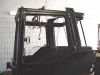 XL-Kabine für Case Schlepper
