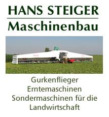 Maschinenbau Hans Steiger - Gurkenflieger